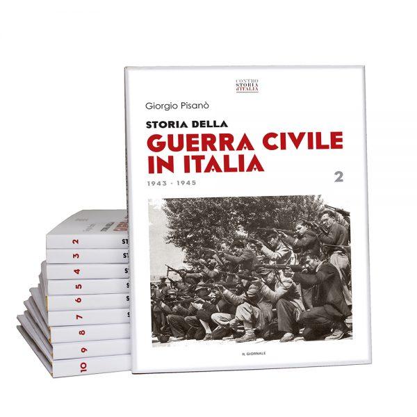 Storia della guerra civile in Italia vol 2